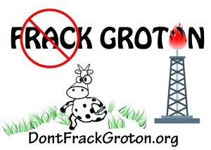 dont frack groton cow