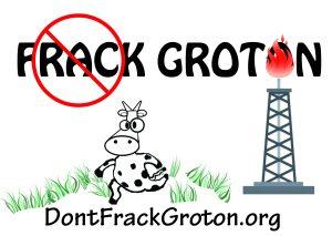 dont frack groton cow